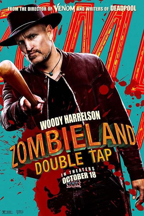 دانلود فیلم Zombieland: Double Tap 2019 با دوبله فارسی