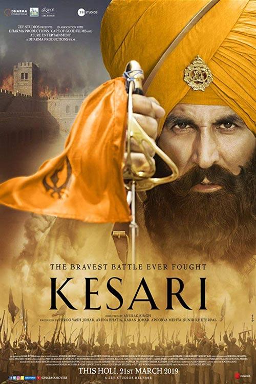 دانلود فیلم Kesari 2019 دوبله فارسی و کیفیت عالی