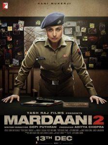 دانلود فیلم هندی Mardaani 2 2019 مردانگی  ۲ با دوبله فارسی