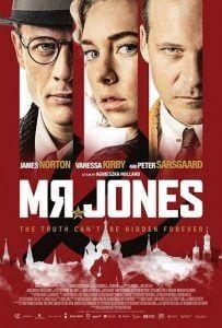 دانلود فیلم Mr. Jones 2019 با دوبله فارسی