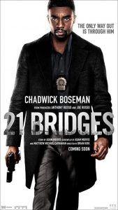 دانلود فیلم ۲۱ Bridges 2019 با دوبله فارسی