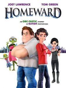 دانلود انیمیشن به سمت خانه Homeward 2020 با دوبله فارسی
