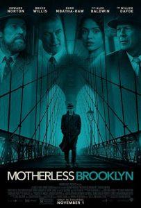 دانلود فیلم Motherless Brooklyn 2019 بروکلین بی مادر با دوبله فارسی