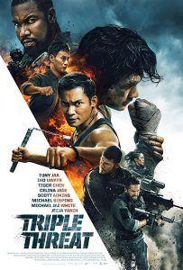 دانلود فیلم تهدید سه گانه با دوبله فارسی Triple Threat 2019