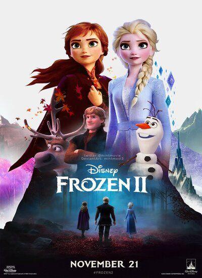 دانلود انیمیشن Frozen 2 2019 دوبله فارسی با لینک مستقیم