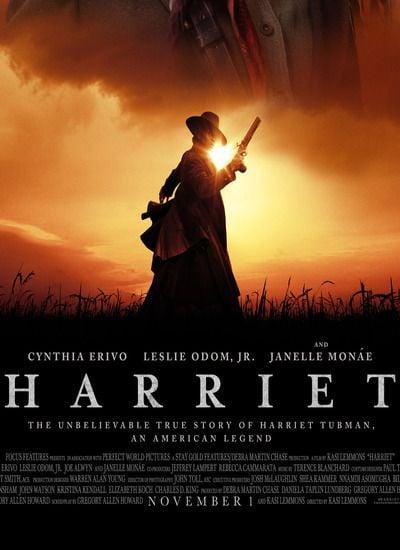 دانلود فیلم Harriet 2019 دوبله فارسی