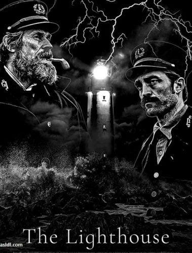 دانلود فیلم The Lighthouse 2019 دوبله فارسی