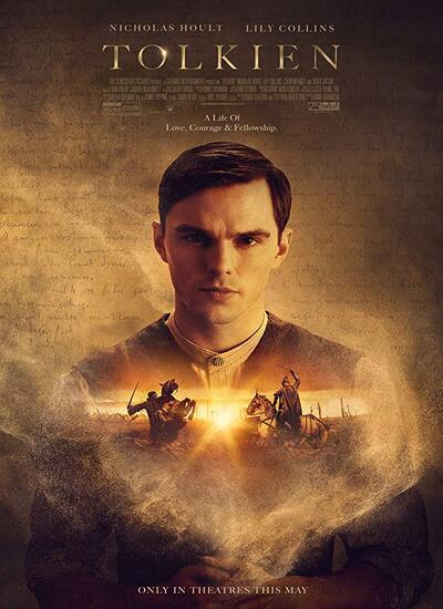 دانلود فیلم تالکین دوبله فارسی Tolkien 2019