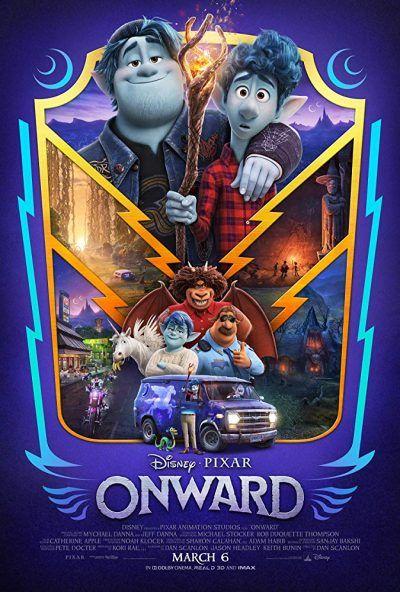 دانلود فیلم Onward 2020