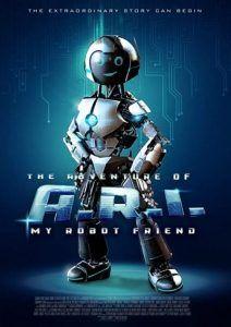 دانلود فیلم ماجرای ای آر آی دوبله فارسی The Adventure of A.R.I.: My Robot Friend 2020