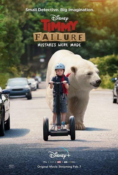 دانلود فیلم Timmy Failure: Mistakes Were Made 2020 دوبله فارسی با لینک مستقیم