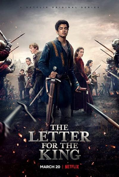 دانلود سریال The Letter for the King