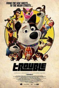 دانلود انیمیشن تروبل دوبله فارسی Trouble 2019