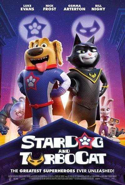 دانلود فیلم StarDog and TurboCat 2019