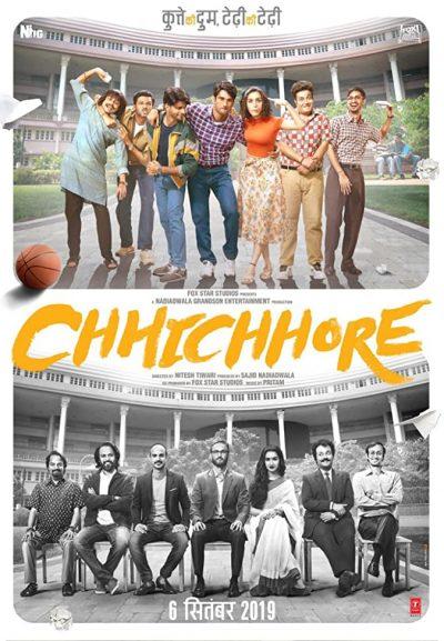 دانلود فیلم گستاخ Chhichhore 2019 دوبله فارسی