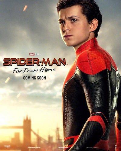 فیلم مرد عنکبوتی دور از خانه Spider-Man: Far From Home 2019