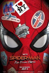 دانلود دوبله فارسی فیلم مرد عنکبوتی دور از خانه Spider-Man: Far From Home 2019