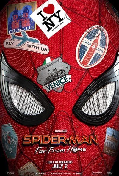 دانلود دوبله فارسی فیلم SpiderMan Far From Home 2019