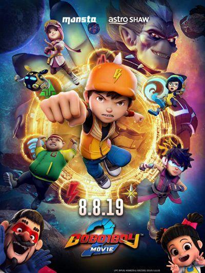 دانلود انیمیشن BoBoiBoy Movie 2 2019