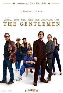 دانلود فیلم جنتلمن دوبله فارسی The Gentlemen 2020