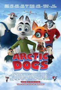 دانلود انیمیشن Arctic Dogs 2019 با دوبله فارسی