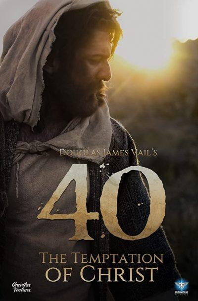 دانلود فیلم 40The Temptation of Christ 2020