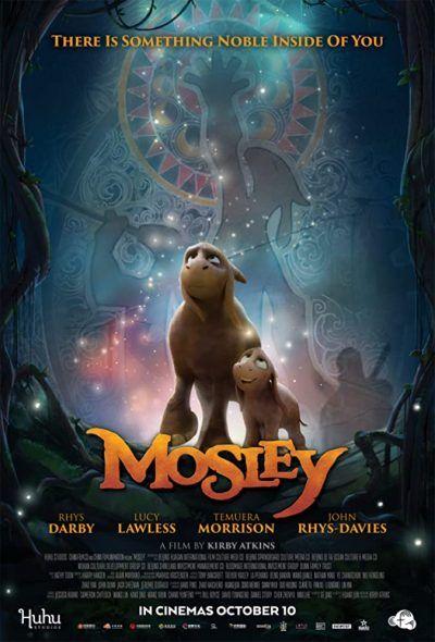 دانلود انیمیشن ماسلی Mosley 2019
