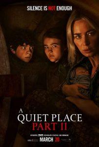 دانلود فیلم یک مکان ساکت 2 A Quiet Place Part II 2020