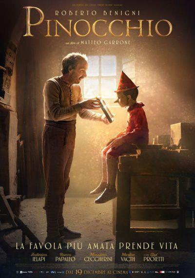 دانلود فیلم پینوکیو Pinocchio 2019