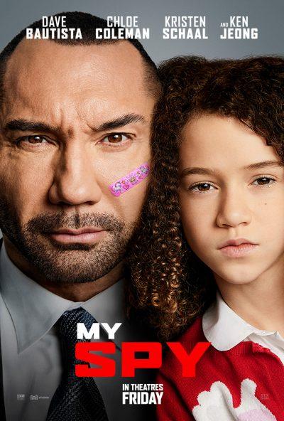 دانلود فیلم My Spy 2020 با دوبله فارسی