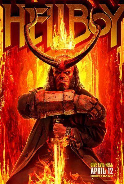 دانلود دوبله فارسی فیلم پسر جهنمی Hellboy 2019