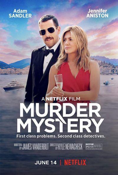 دانلود فیلم راز جنایت دوبله فارسی Murder Mystery 2019