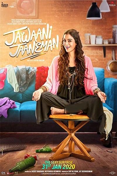دانلود فیلم Jawaani Jaaneman 2020