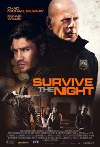 دانلود فیلم در شب زنده بمان Survive The Night 2020