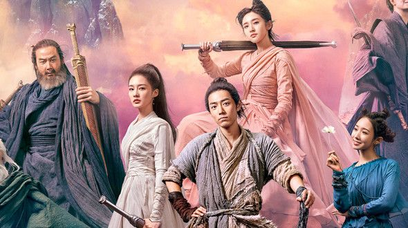 دانلود فیلم Jade Dynasty 2019 با دوبله فارسی