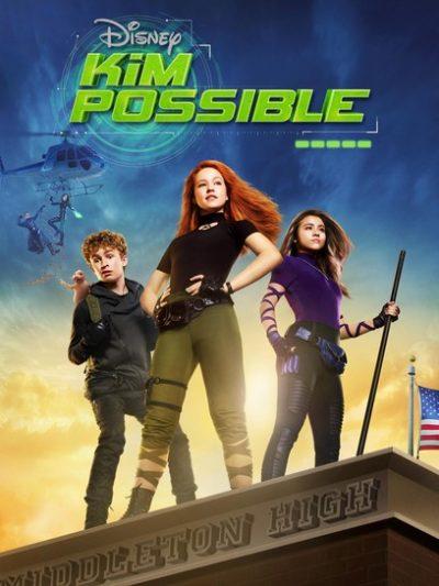 دانلود فیلم Kim Possible 2019 با دوبله فارسی