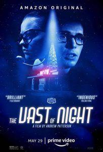 دانلود فیلم وسعت شب دوبله فارسی The Vast of Night 2020