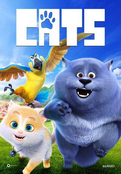 دانلود انیمیشن گربه ها و پیچتوپیا دوبله فارسی Cats and Peachtopia 2020