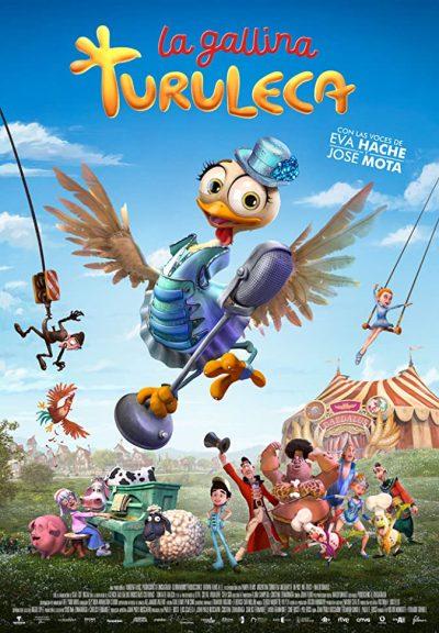 دانلود انیمیشن تورو، مرغ حواس پرت دوبله فارسی Turu, the Wacky Hen 2020