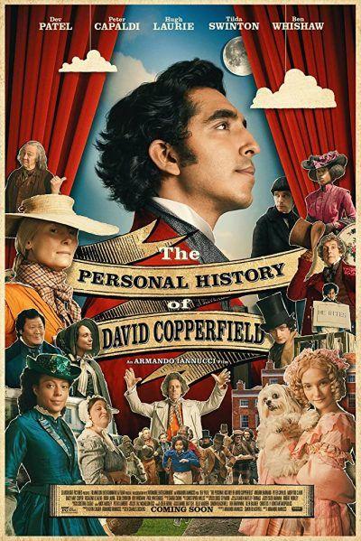 دانلود فیلم The Personal History of David Copperfield 2019 دوبله فارسی