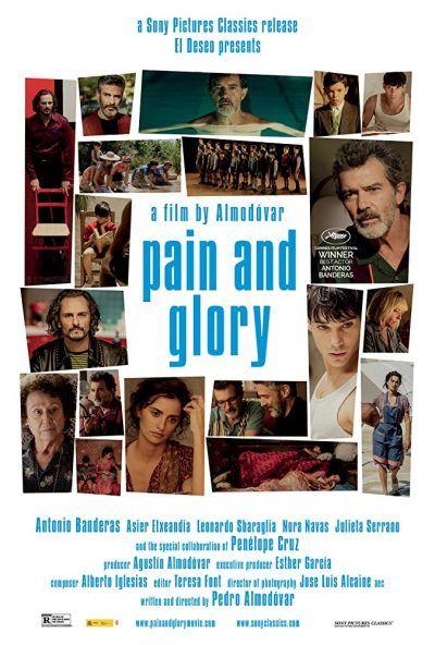 دانلود فیلم درد و شکوه دوبله فارسی Pain and Glory 2019