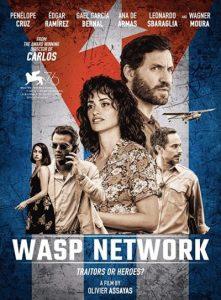 دانلود فیلم شبکه زنبوری دوبله فارسی Wasp Network 2020