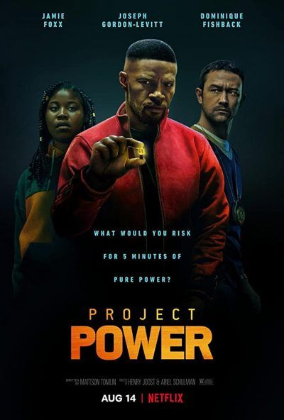 دانلود فیلم پروژه قدرت Project Power 2020
