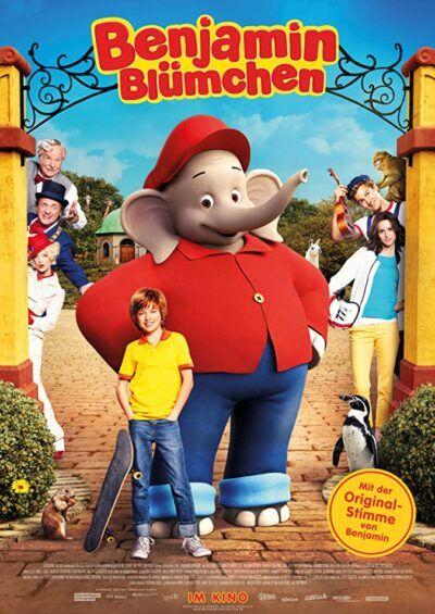 دانلود فیلم بنجامین فیل دوبله فارسی Benjamin the Elephant 2020