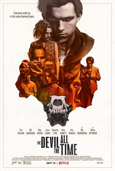 دانلود فیلم شیطان تمام وقت دوبله فارسی The Devil All the Time 2020