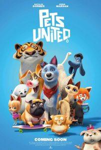 دانلود انیمیشن اتحاد حیوانات خانگی دوبله فارسی Pets United 2020