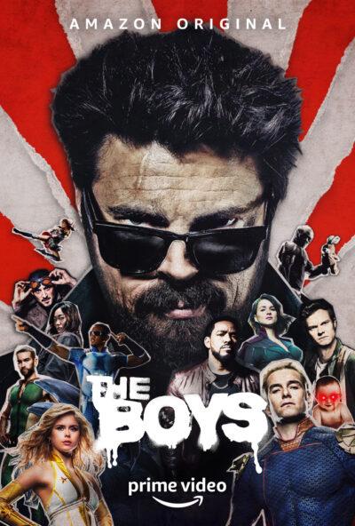 دانلود فصل اول سریال The Boys 2019 با دوبله فارسی