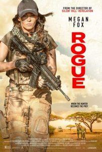 دانلود فیلم سرکش Rogue 2020 دوبله فارسی