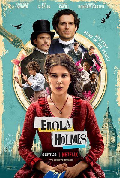 دانلود فیلم انولا هولمزEnola Holmes 2020