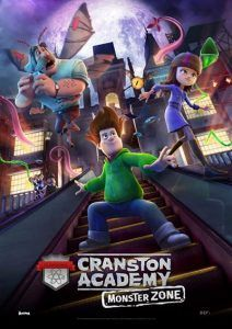 دانلود انیمیشن Cranston Academy Monster Zone 2020